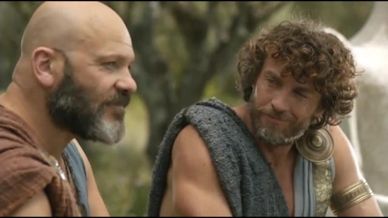 Одиссей s01e06 Odysseus Il ritorno di Ulisse 2013 ozv BaibaKo