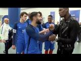 Поль Погба и сборная Франции