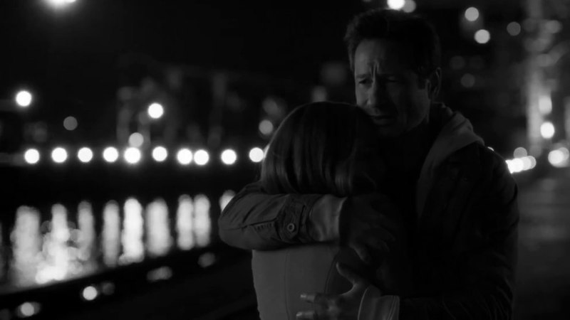 Mulder and Scully - Sweet Troubled Man (The X-Files)