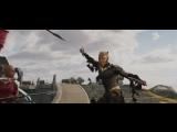 Новый ТВ-ролик Чёрной Пантеры