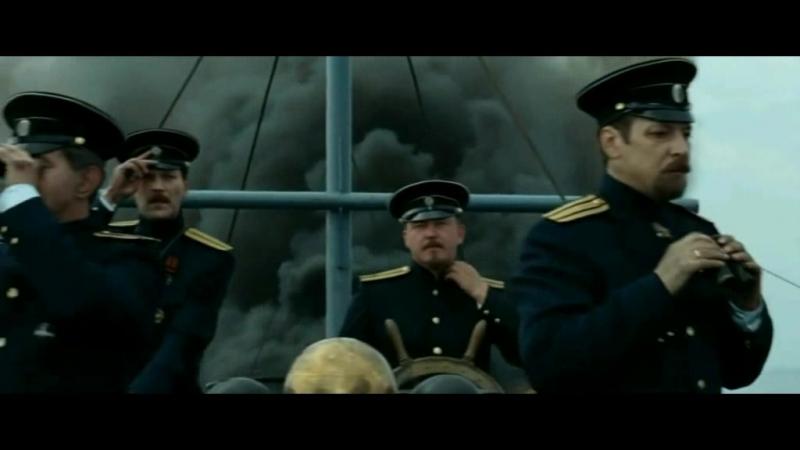1 Molitva A Kolchaka pered boem stsena iz kf Admiral 2008 red shirokoformat