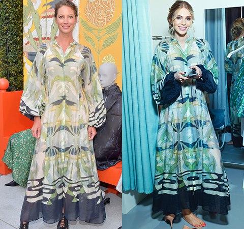 Битва платьев: Кристи Тарлингтон против Ясмины Муратович