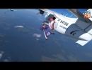 В России установлен рекорд по групповым прыжкам в вингсьюте