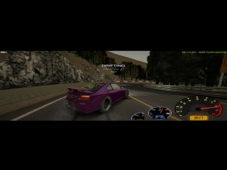 S15 Bounce (Touge drift 1)