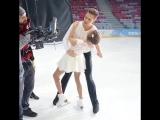 Видео со съёмок фильма «Лёд»