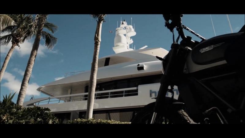 Holland Yacht - Hybrid - 50m - Alu