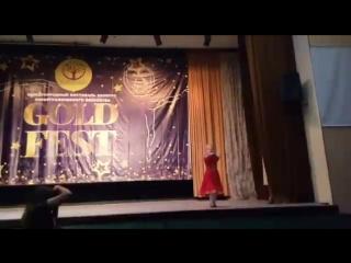 Балюра Елизавета-Русско народный танец