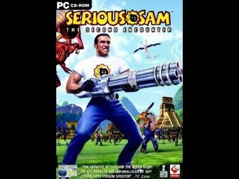 SeriousSam The Second Encounter 6 Зиккурат