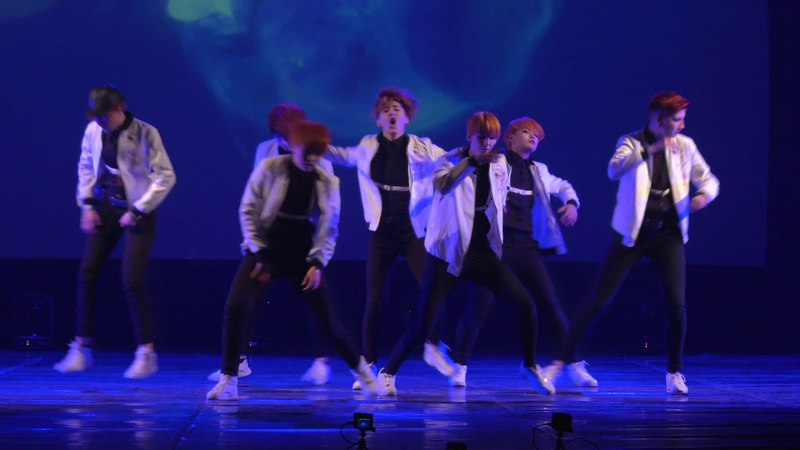 FreeTime Fest 2018 Block1 MDS Boys Dance Show BTS Run