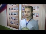 Интервью со Снежаной Синюшкиной (ученица школы «Шаг в медицину»)
