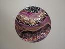 Pink Quartz Geode Resin Art Experiment by SamanthasDoodles