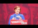 """Linkspartei entscheidet sich für """"offene Grenzen"""""""