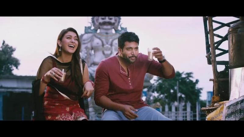 Romeo Juliet - Idarkuthaane Aasaipattai Video _ Jayam Ravi, Hansika _ D. Imman