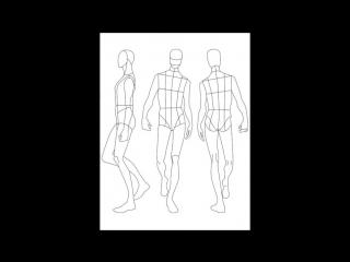Как создать эскиз одежды