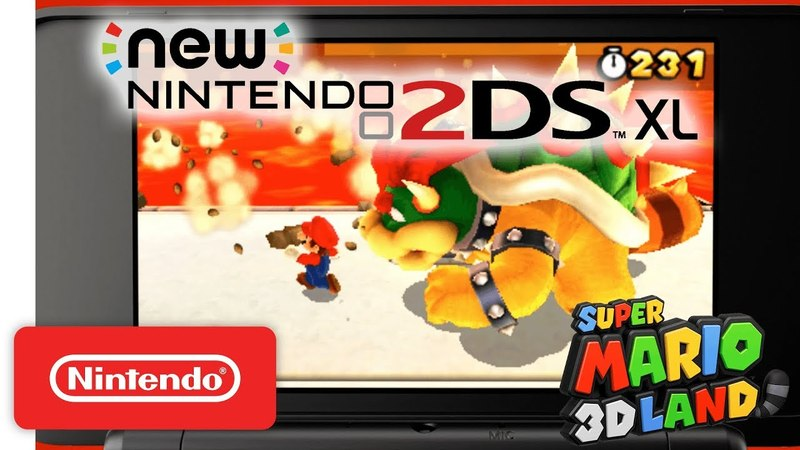 Turn Downtime Into Fun Time - New Nintendo 2DS XL