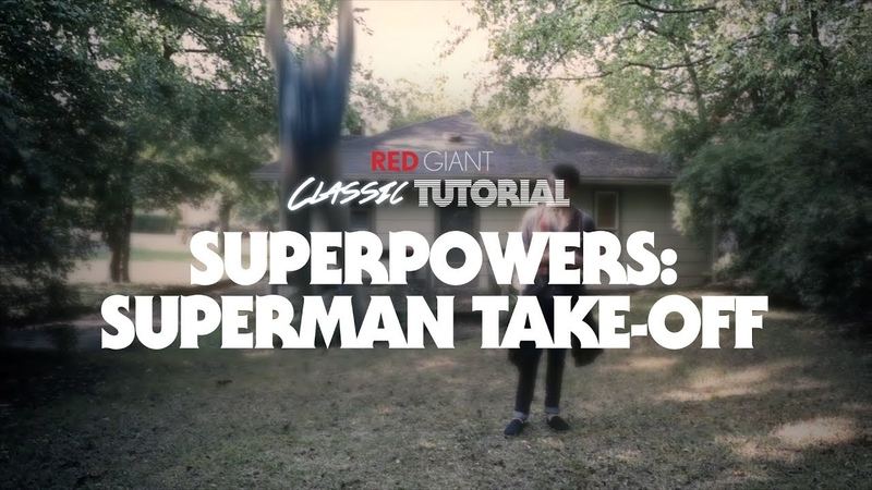 Classic Tutorial   Superpowers: Superman Take-Off