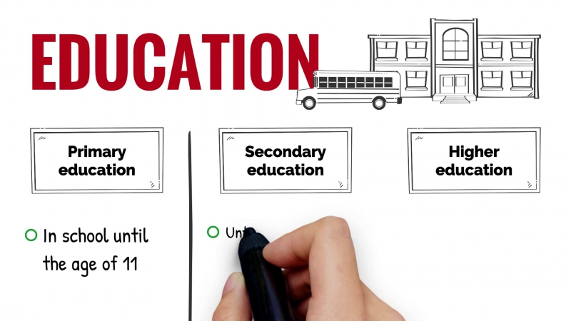 Useful words and phrases related to Education