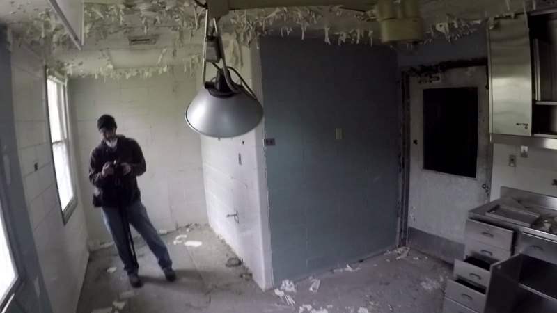 Breaking into Joliet Prison IL Urban Exploring, Abandonment Prison, Part 11