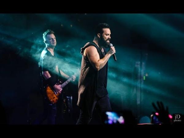 Skillet Feel Invincible concert live in Minsk 2018
