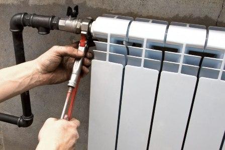 Замена радиаторов отопления – картинка 1