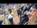 зажигаем огни на стадионНижнийНовгород 27 06 2018 матч Коста Рика 🇨🇷 Швейцария 🇨🇭