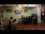 Андрей Ветер (гитара), Ильхам Ризванов (клавиши), Саша Губенков (бас) - Мой Бог
