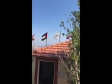 Muzoo Hatami - Flags of Resistance rising at maroun al....mp4