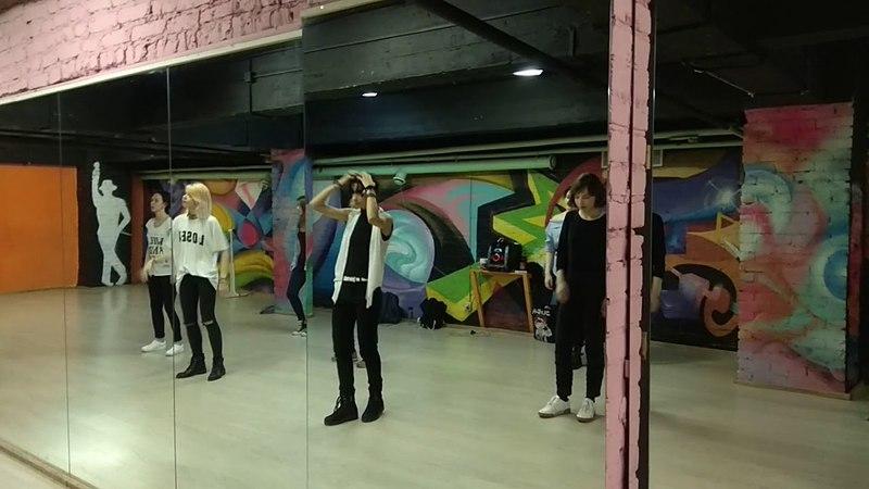 NCTU baby don't stop 2 Choro dance classes 2