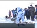 На военном полигоне Рощинский проходит спортивно-туристический фестиваль Снежный беспредел