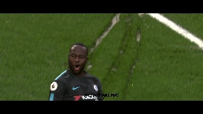 Мозес добивает Брайтон | KEKS | vk.com/nice_football