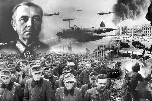 Сталинградская битва глазами немцев