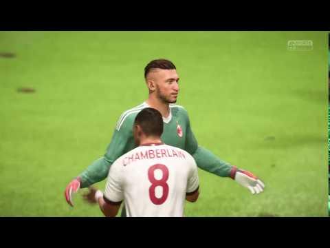 Прохождение FIFA 18 карьера за Игрока: Геральта из Ривии - Часть 128: Ответная игра с Наполи
