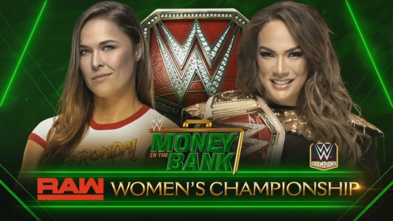 митб-18 | Ронда Роузи против Наи Джэкс - за титул чемпионки