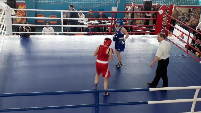 Юлия Олеговна атакует