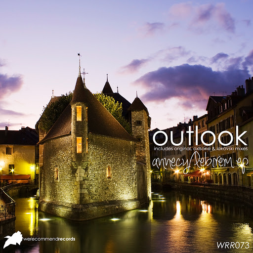 Outlook альбом Annecy EP