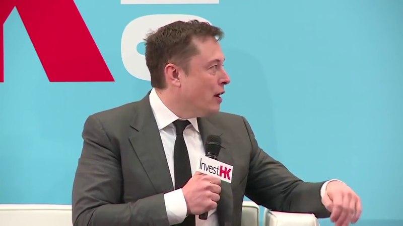 Elon Musk Shocks Interviewer 'We Can Easily Fix China's Energy Needs'