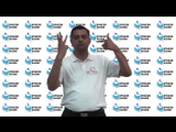 Dhirenkumar_ Ren Parikh teaching Brain Gym Exercise for Hytech Vision