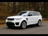 Range Rover SVR 400 km/h - Forza Horizon 3