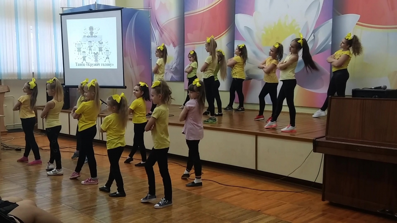 Вечер встречи выпускников 2018 - танец Вокруг тебя весь мир кружит (СШ №11 г.Новополоцка)