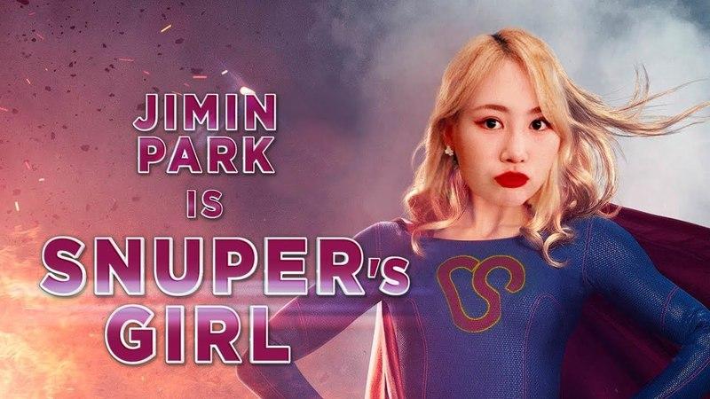 ASC 316 Jimin Park is SnupersGirl