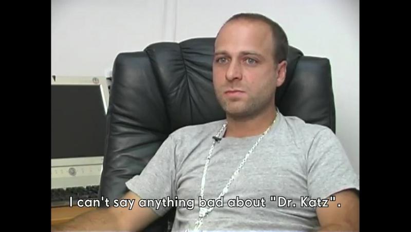Джон Бенджамин о Докторе Катце