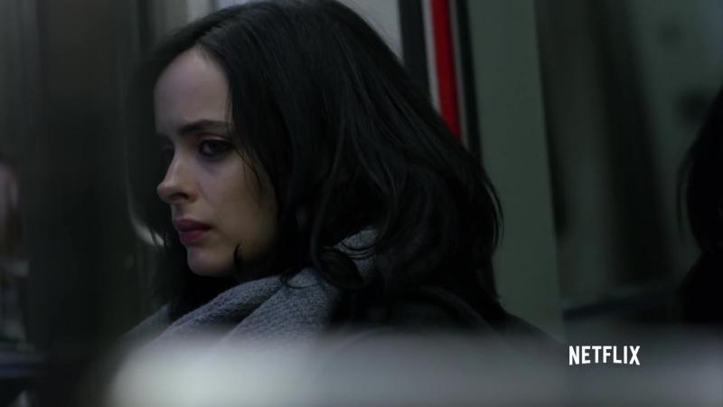 Джессика Джонс (1 сезон) (Трейлер) (2015)