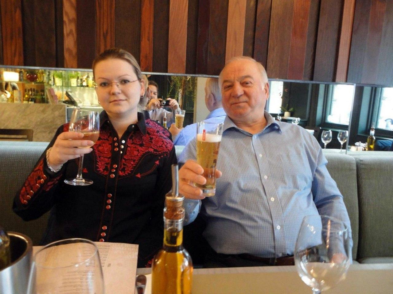 Песков сделал заявление по делу Скрипалей