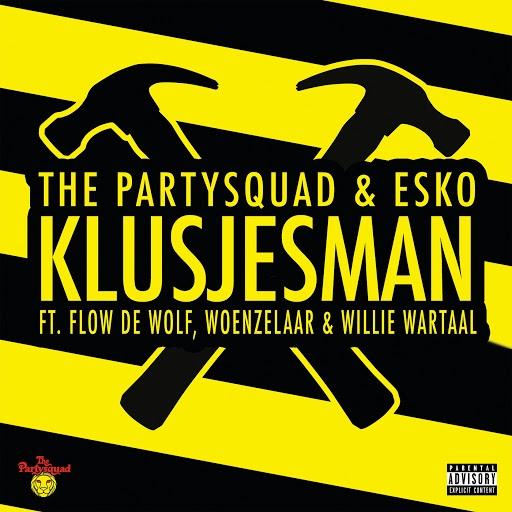 The Partysquad альбом Klusjesman