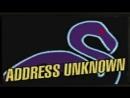 Адрес неизвестен-Address Unknown