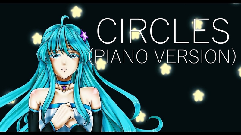 【Saya Scarlet】Circles ☆ [Piano Version]