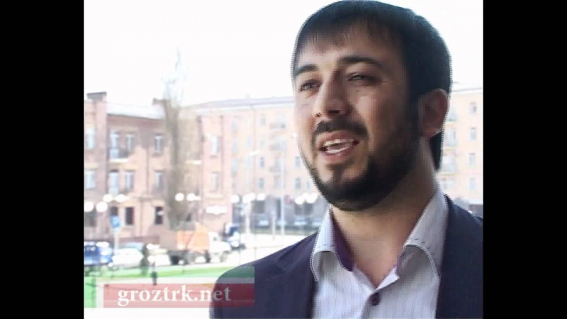 Молодое лицо успеха Чечня.