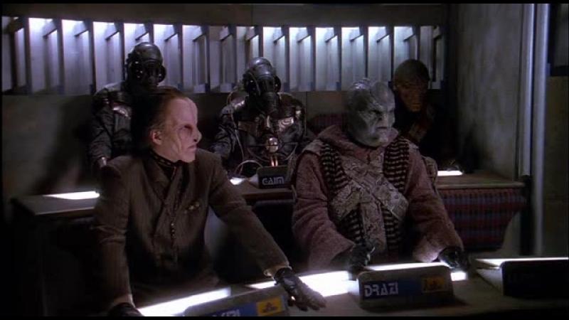Babylon 5. Season 4 (1997) 01 (8)