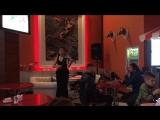 Итальянская программа живая музыка элнктроскрипка
