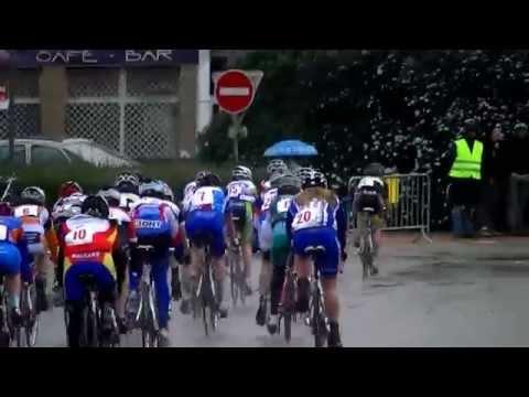 Course cycliste Technisud Minime Cadette